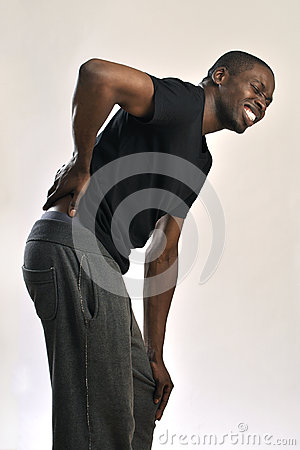 Free Back Pain Stock Image - 29562971