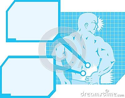 Back Pain Diagram