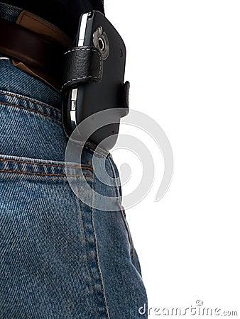 Back Pocket Series - PDA