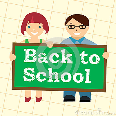 Back to school,