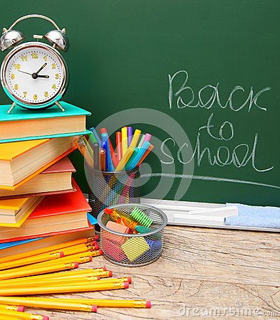 Free Back To School. Royalty Free Stock Photo - 39600665