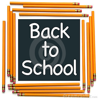 Free Back To School Stock Photography - 5690232