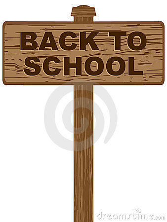 Free Back To School Banner Stock Image - 6349811