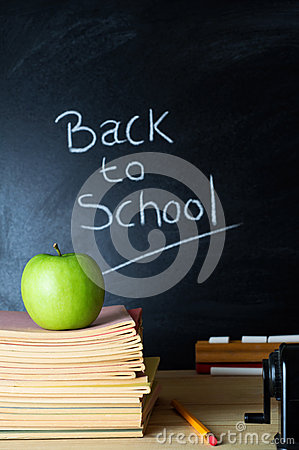 Free Back To School Blackboard Stock Images - 25820704