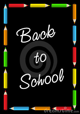 Free Back To School Board Royalty Free Stock Photo - 21826125
