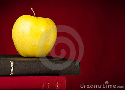 Back to School Books with Apple