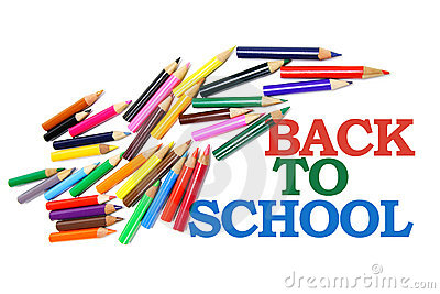 Back to School and Color Pencils