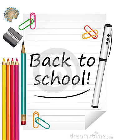 Back to school ! Education background II.