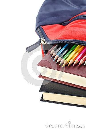 Back to school knapsack