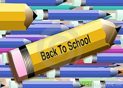 Back to school Pencils 3