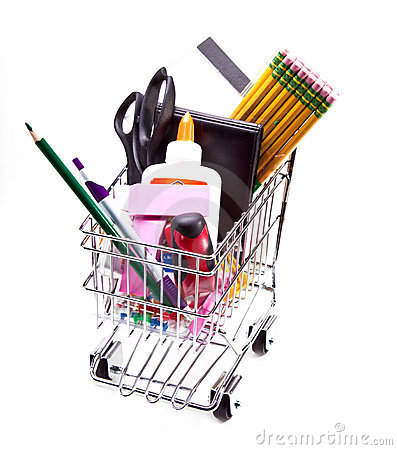 Free Back To School Supplies Concept Stock Photo - 22011450