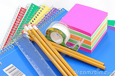 Back to school supplies no.5