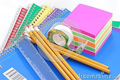 Back to school supplies no.5