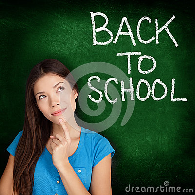 Free Back To School, University College Student Teacher Stock Photos - 32258953