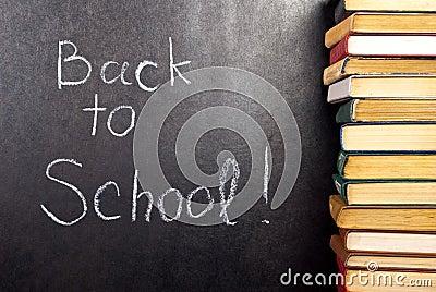Back to school written
