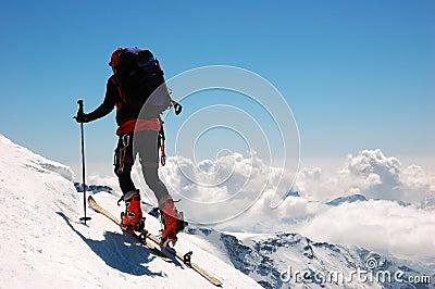 Backcountry climber