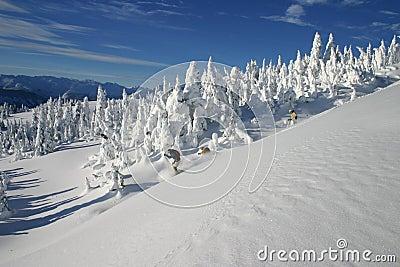 Backcountry Skiing 4