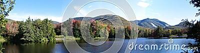 Backcountry Wilderness Pond