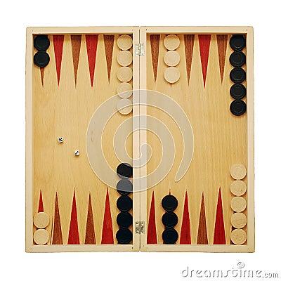 Free Backgammon Royalty Free Stock Images - 24811579