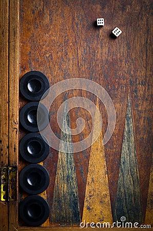Free Backgammon Stock Images - 30264274