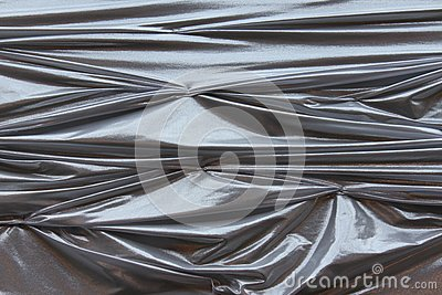 Silver satin background