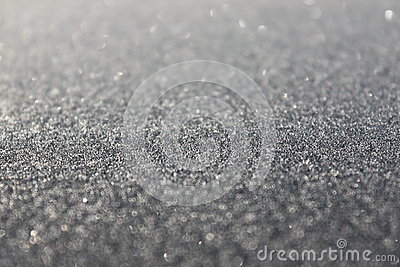 Ice background - small droplets of water ice