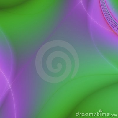 Background Abstract of Green and Purple
