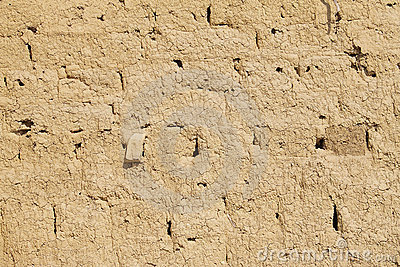 Background Adobe Wall Texture Stock Photography Image