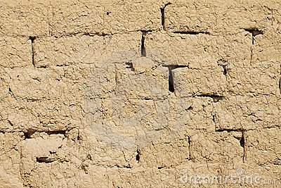 Background - Adobe wall texture