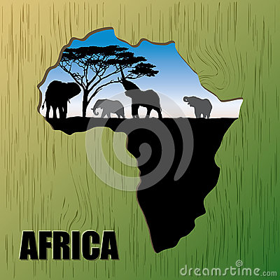 Background of Africa