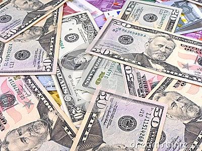 Background of American money