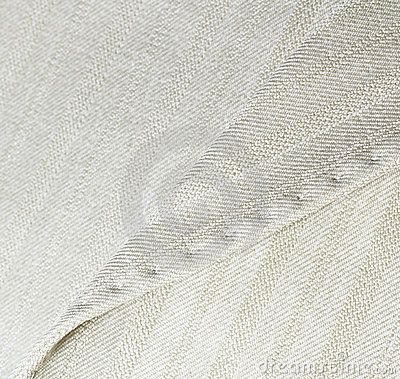 Background of beige fabric