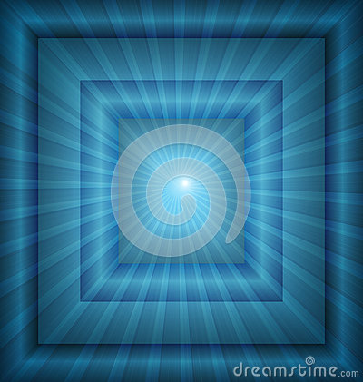 Background blue light vector