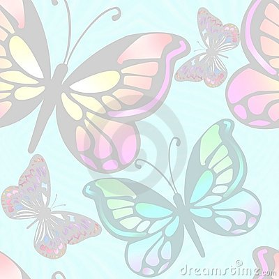 Free Background Butterflies Light Royalty Free Stock Photography - 5497957