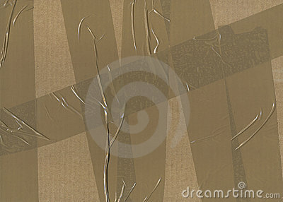 Background cardboard
