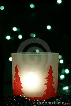 Background with christmas motive