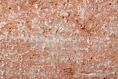 Background of a clay surface