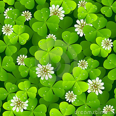 Background clover