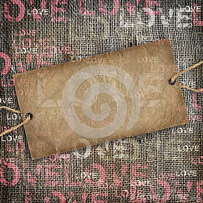 Background coffee texture vintage burlap