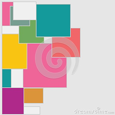 Free Background,colorful Abstract Geometric Seamless Pattern, Vector Royalty Free Stock Photo - 100108015