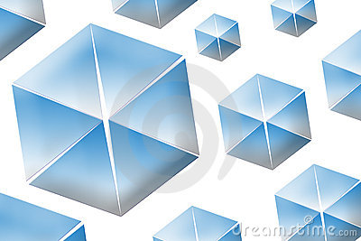 Background - Cubes or Diamonds