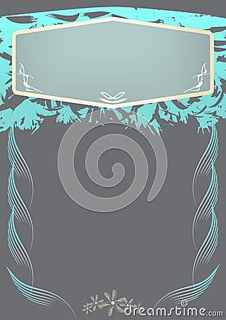 Background Design For Menu Invitation Card