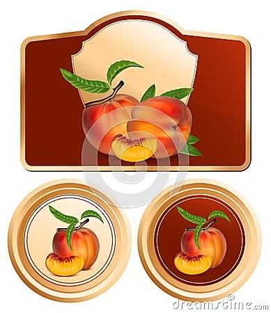 Background for design of packing jam jar