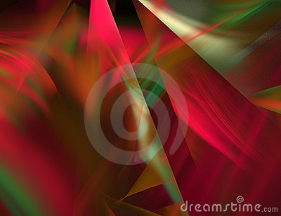 A background design with vibrant colors can be adjusted with hue and sat
