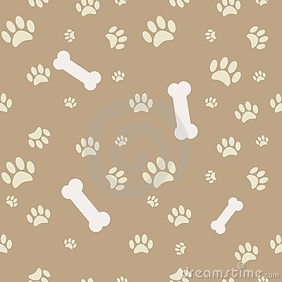 Dog Print Wallpaper Interesting Of Dog Bones and Paw Print Pictures