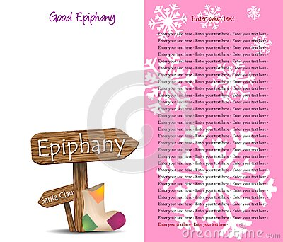 Background for the feast of the Epiphany