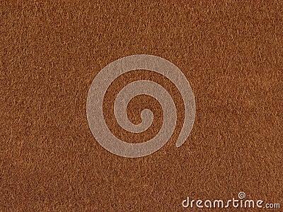 Background felt brown