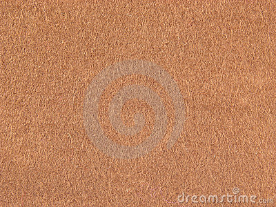 Background felt light brown