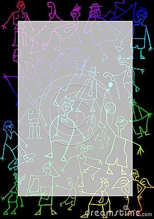 Background figures