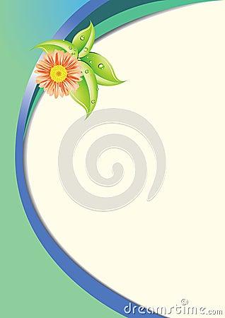 Background Floral -EPS Vector-